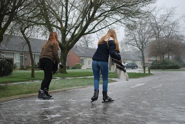 schaatsen 1