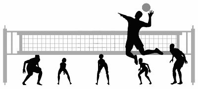 volleybal de wijk